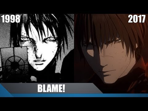 What is Blame? 1994 - 2017 BLAME! Anime & Manga Retrospective - Anime Review #178