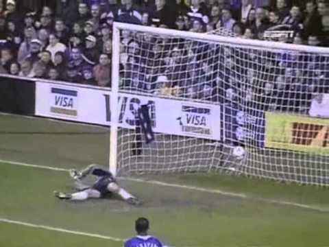 Chelsea 2 - 3 Arsenal 1999 Kanu Hat trick