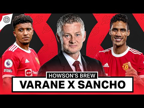 Can Solskjaer Take This Team To The Top, Is 21 Coming? | Howson's Brew