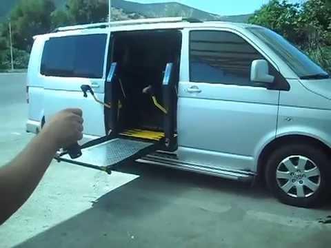 CTM OTOMOTİV'den Volkswagen Caravella Yan Kayar Kapı'ya  Lift