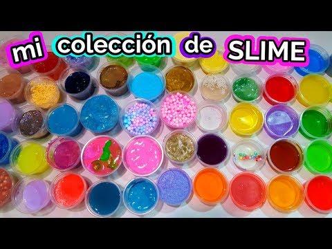 SLIME Mi coleccion de SLIME