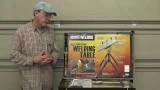 Harbor Freight Welding Table Review --- Video #49