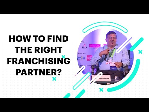 How to find the right franchising partner?