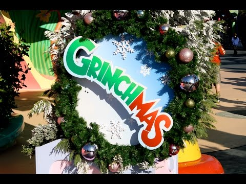 Grinchmas and Mannheim Steamroller - Percy on the GO! - Episode 10
