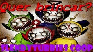 SlendyTubbies!! - Sustos com a Galera!