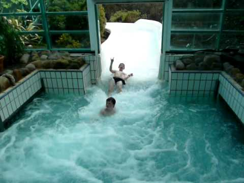 Aqua dome tralee co kerry ireland falling rapids - Hotels in tralee with swimming pool ...
