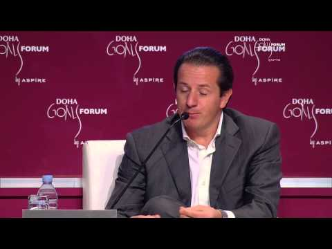 Doha GOALS 2014: Debate: Big Data - Humans Vs. Algorithms