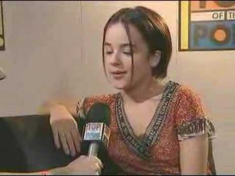Alizée  funny interview in English