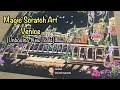 Magic Scratch Art - Venice