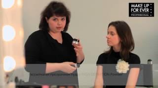Как наносить кремовые румяна и пудру: MUFE & Glam Box(, 2013-02-07T16:24:28.000Z)