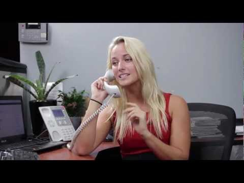 How To Use VOIP Phones (Integrated with Microsoft Lync 2013) with Brooke Rooney