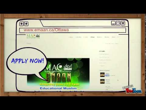 Application Deadline, OTTAWA  (Extended Date Jun 9th)