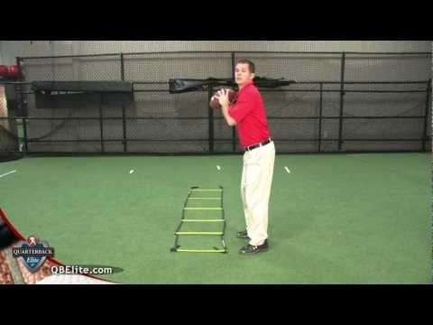 Quarterback Training DVDs - Agility Ladder Drills