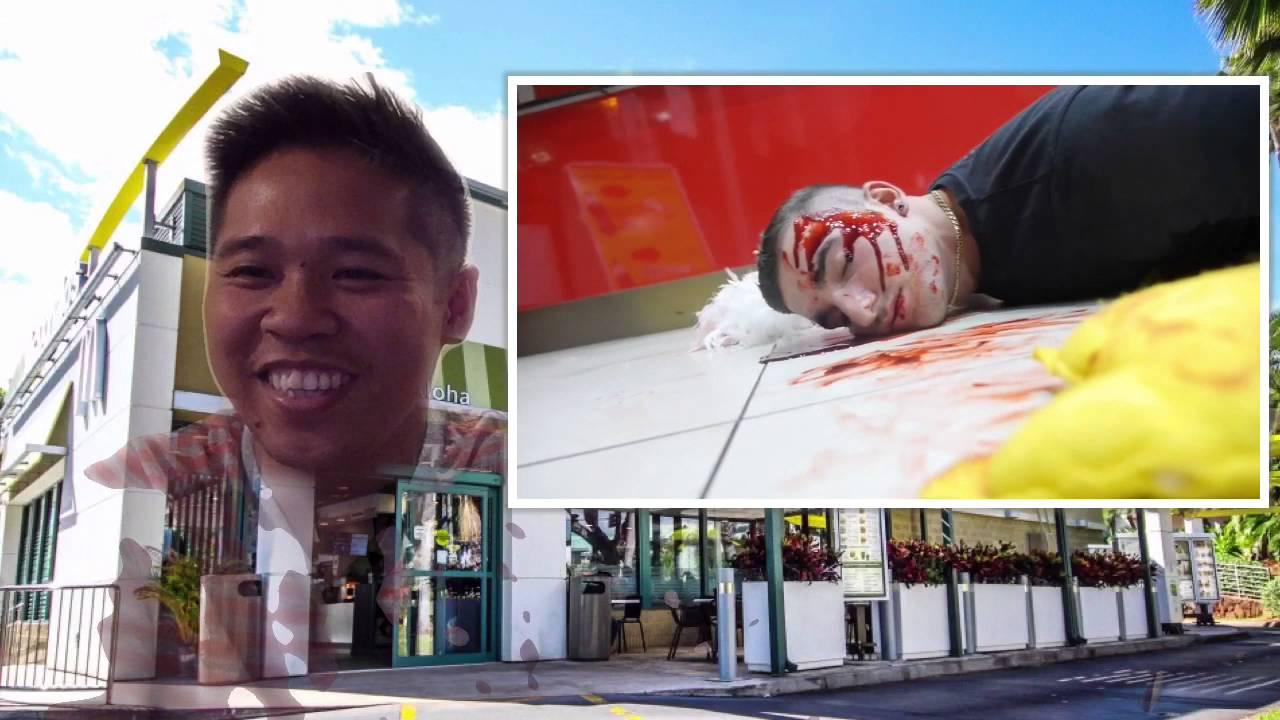 RackaRacka Ronald McDonald massacre and my funny story ...