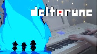 before the story • deltarune • piano cover