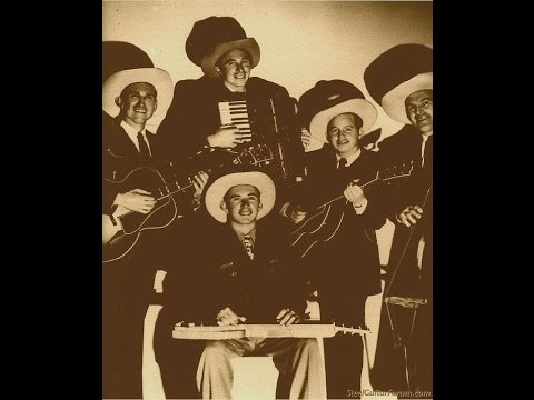 Joaquin Murphey w Ozie Waters & The Plainsmen Transcription Disc 1946