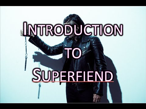 """An Introduction to """"Judge Dredd: Superfiend"""""""