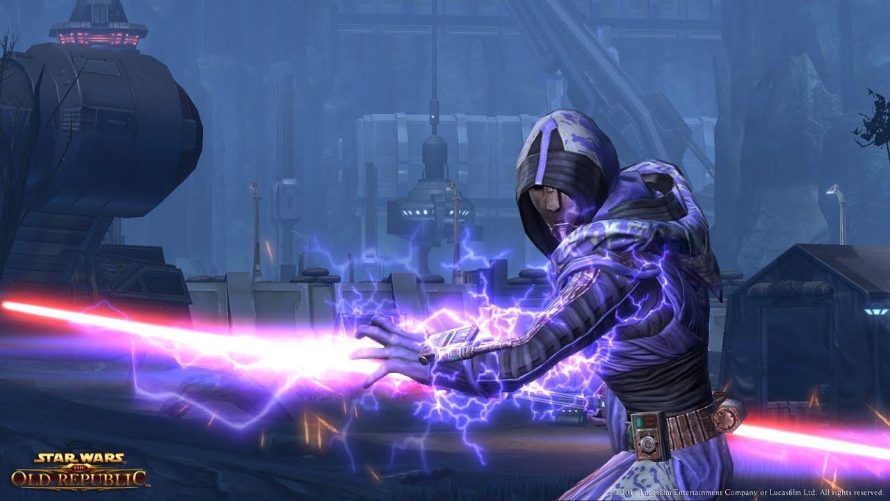 SWTOR Sith AssassinJedi Shadow Burst DPS GuideTutorial