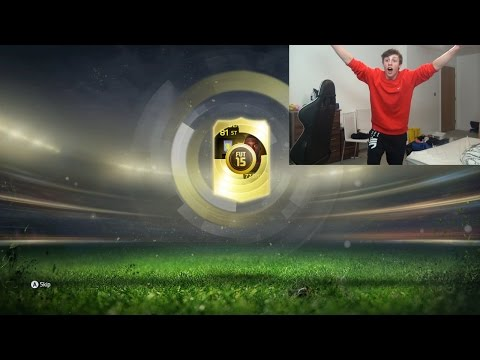 3 MILLION COIN PACK OPENING - FIFA 15