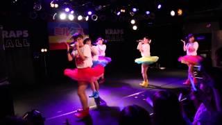 説明 2015/8/25(火) ミルクスショーvol.20 斉藤梨々子生誕祭 会場 KRAPS...
