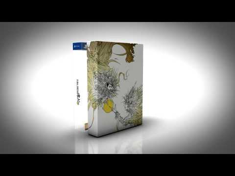 FINAL FANTASY TYPE-0 HD COLLECTOR'S EDITION (PS4) - SQUARE ENIX STORE EUROPE Exclusive Sleeve