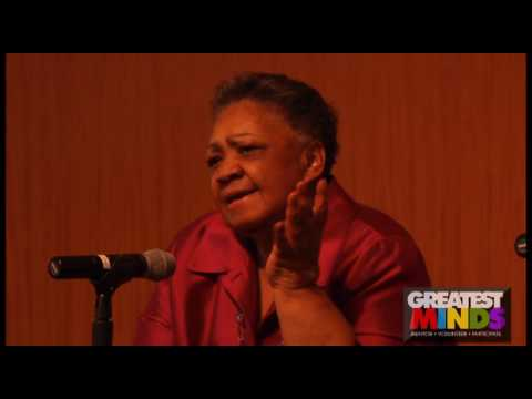"""Greatest MINDS Society """"SWIMMING WHILE BLACK"""" Symposium - April 2017"""