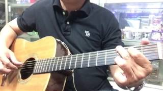 Gọi đò - cover guitar