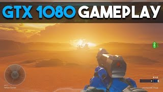 GTX 1080: Halo 5 Forge PC Gameplay Ultra Settings