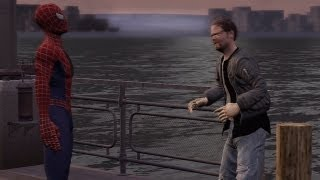 Spider-Man 3: The Video Game - Walkthrough Part 11 - Apocalypse Part 1: The Catch of the Day