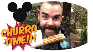 Maple & Bacon Churro!!! Disneyland Vlog!