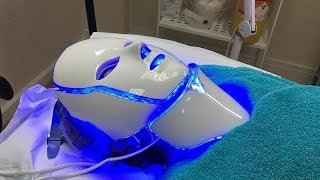 How to Use LED Light Therapy Mask 2019