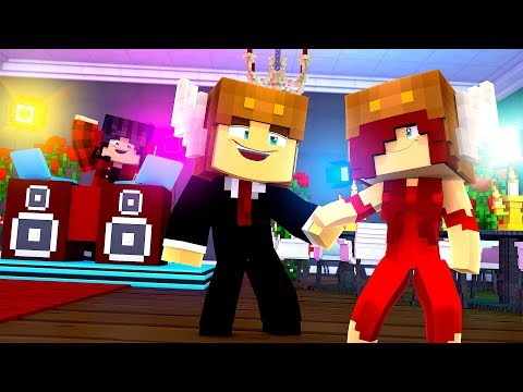Minecraft Daycare - MOOSECRAFT'S PROM DATE! (MINECRAFT ROLEPLAY) thumbnail