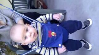 baby max in jolly jumper