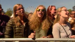 Nielson - Bevrijdingsfestival Overijssel 2016 live - o.a. Nachtdienst, Sexy als ik dans
