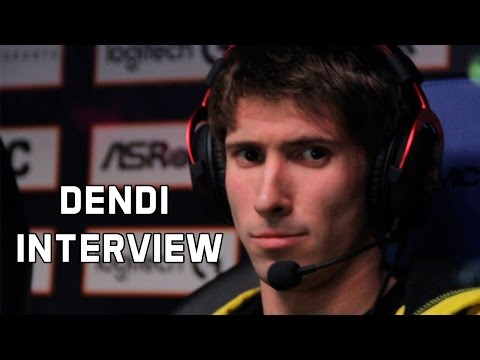 "Dendi - ""I want not only to participate to the next Major or TI but actually to win"" @ DotaPit"