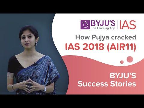 IAS Success Story: Pujya Priyadarshni (AIR 11)