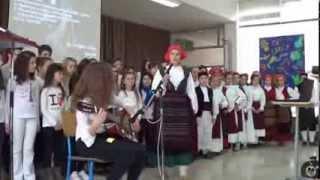 Natjecanje vjeroučenika snimio Marko Čuljat www.licke-novine.hr Lička televizija Gospić LTVG