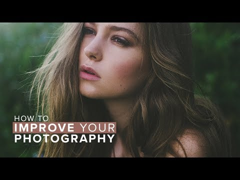 Improve Your Photography - Looking at my Old Work