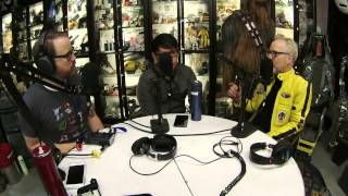 Shop Storage Schemes - Still Untitled: The Adam Savage Project - 6/30/2015
