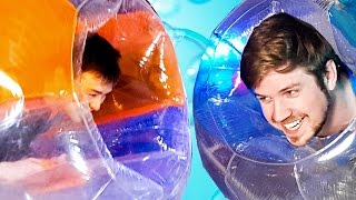 Bubble Ball Wrestling Showdown