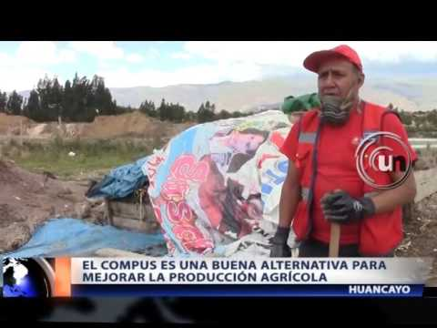 EL COMPUS ES UNA BUENA ALTERNATIVA PARA MEJORAR LA PRODUCCIÓN AGRÍCOLA
