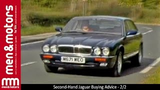 Second-Hand Jaguar Buying Advice - 3/3