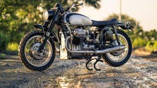 "1969 Moto Guzzi Ambassador ""urban Tractor"" By Bcr"