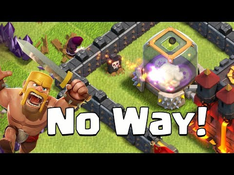 SMARTEST WIZARD EVER!  TH9 Dark Elixir Time | Clash of Clans