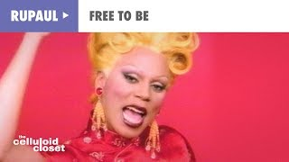 Watch Rupaul Free To Be video