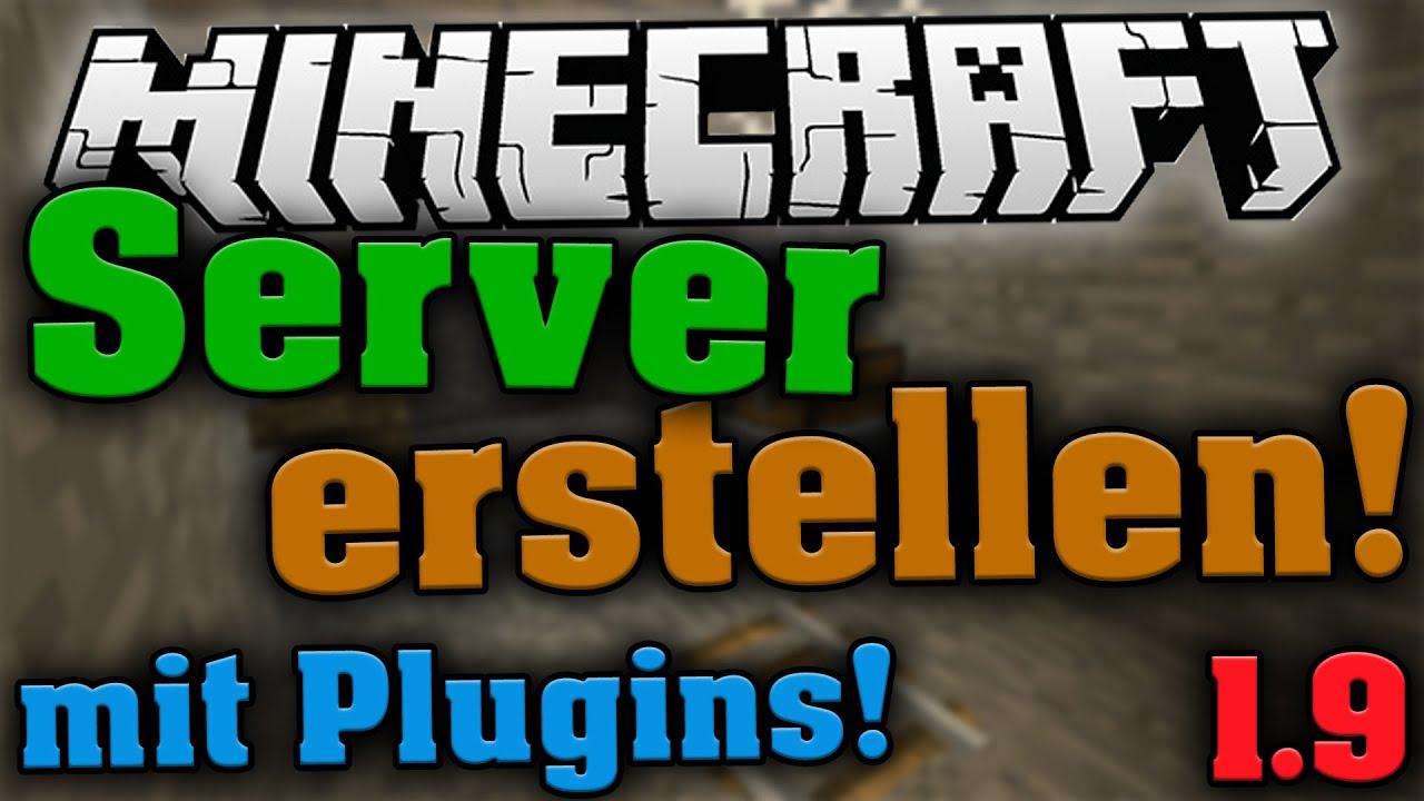 MINECRAFT Bukkit SpigotSERVER Erstellen KOSTENLOS Ohne - Minecraft server erstellen 1 8 kostenlos ohne hamachi