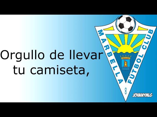 Himno | Marbella FC
