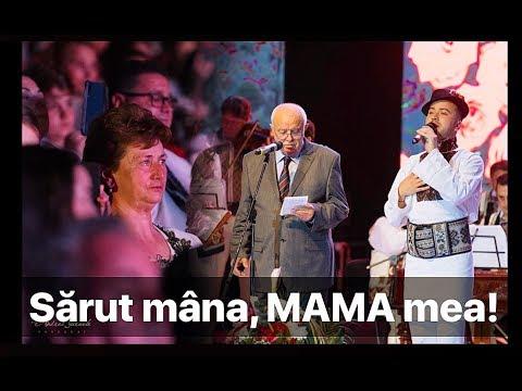 Alexandru Bradatan si Alexandru Arsinel - Sarut mana, mama mea! (special pentru toate mamele)