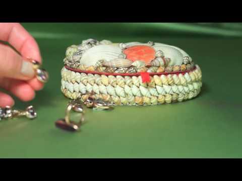 Мои украшения с аметистом. Браслет, кольца серьги.
