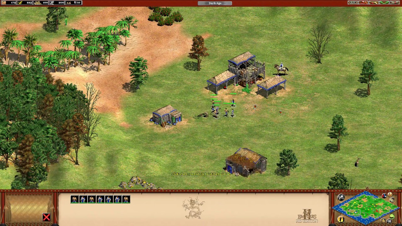 Age of Empires II HD Edition - Vietnamese person voice